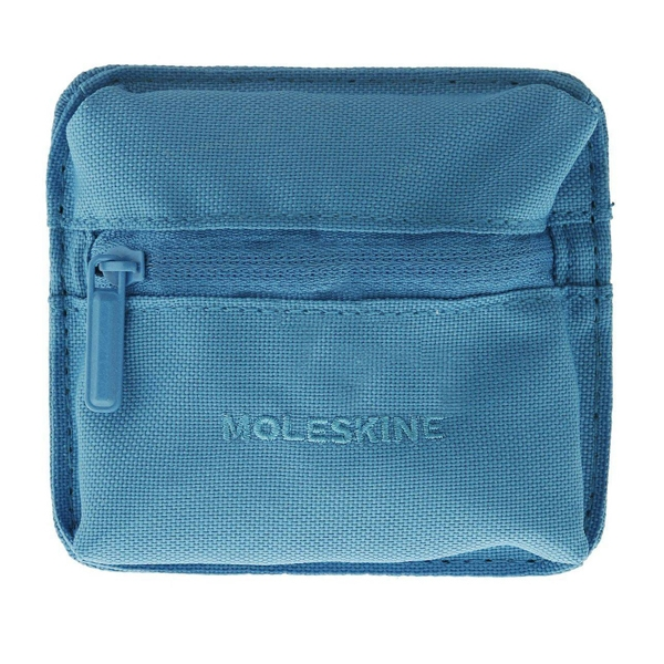 Чехол Moleskine Multipurpose Case, Small (10х9х1,5см), голубой