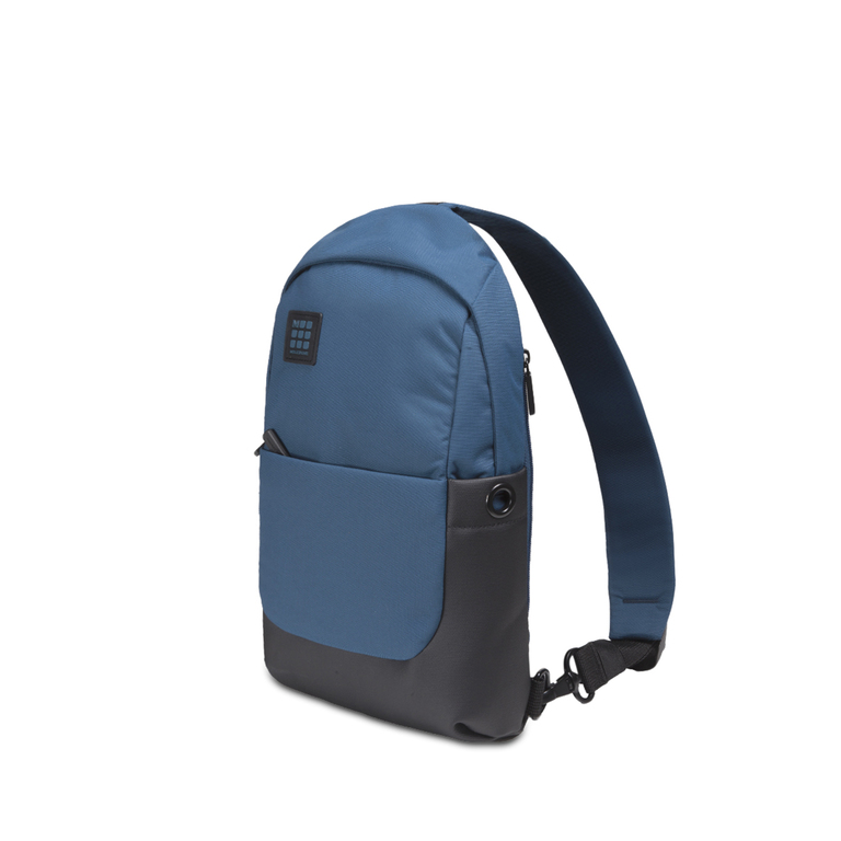 картинка Рюкзак Moleskine ID SLING BACKPACK, синий от магазина Молескинов